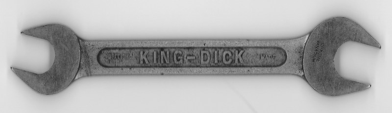 King dick wrenches